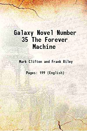 clifton+riley - the+forever+machine - AbeBooks
