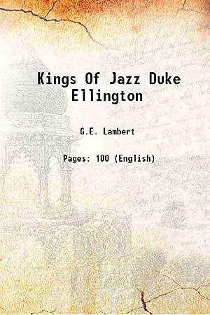 DUKE ELLINGTON Milano 1964 PRINT MATTE POSTER SIZE JAZZ MUSIC