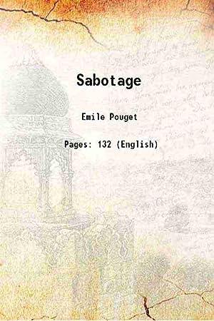Sabotage: Emile Pouget