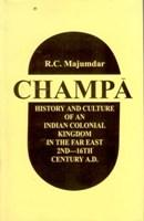 Champa: History and Culture of An Indian: R.C. Majumdar