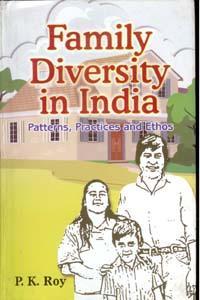 Family Diversity in India: P.K. Roy