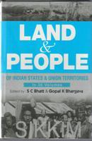 c bhatt gopal bhargava - land people indian states union