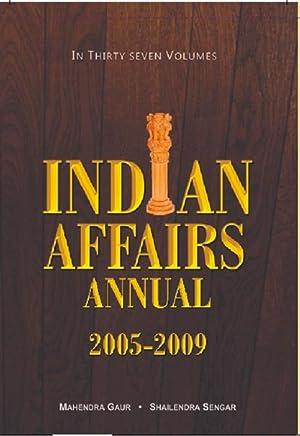 Indian Affairs Annual 2005 (Parliament), Vol. 4: Mahendra Gaur( Ed.)