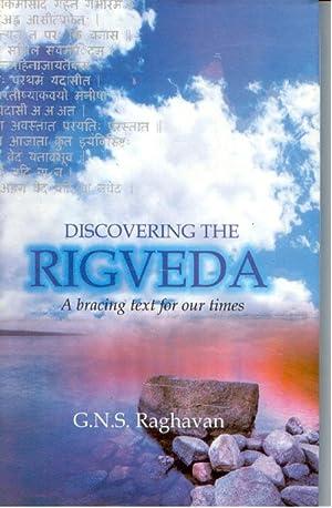 Discovering the Rigveda: G.N.S. Raghavan