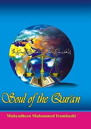 Soul of the Qur'An: Muhyadheen Muhammed Irumbuzhi