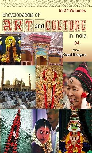 Encyclopaedia of Art and Culture in India (Bihar) 17Th Volume: Ed.Gopal Bhargava