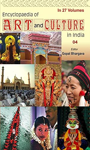 Encyclopaedia of Art and Culture in India(Manipur): Ed.Gopal Bhargava