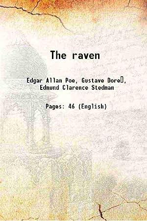 The raven 1884: Edgar Allan Poe,