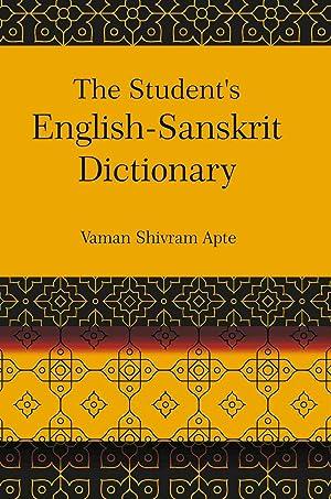 sanskrit english dictionary - Seller-Supplied Images - AbeBooks