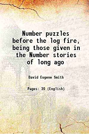 number stories long ago - AbeBooks