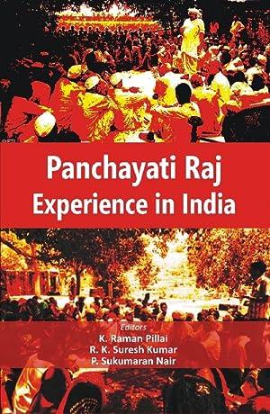 Panchayati Raj Experience in India: Professor (Dr) K.