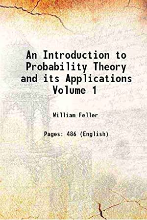 An Introduction to Probability Theory and its: William Feller
