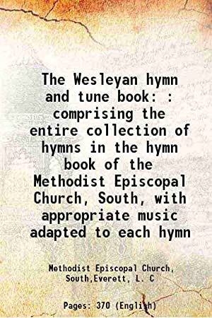 methodist hymn tune book - AbeBooks