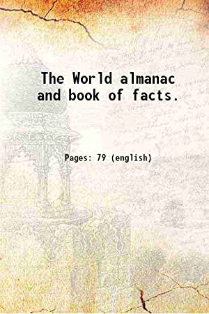 The World almanac and book of facts.: Anonymous
