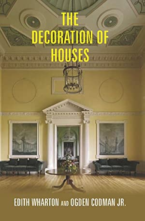 Decoration of Houses by Edith Wharton - AbeBooks