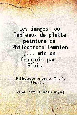 Les images ou Tableaux de platte peinture: Blaise de Vigenere