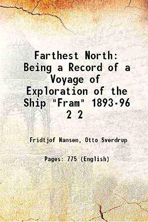 Farthest North Being a Record of a: Fridtjof Nansen, Otto