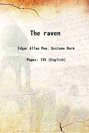 The raven 1883: Edgar Allan Poe,