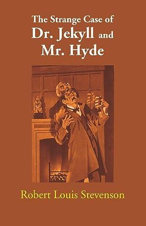 NEW Strange Case of Dr Jekyll & Mr Hyde Robert Louis Stevenson Faux Leather Ed