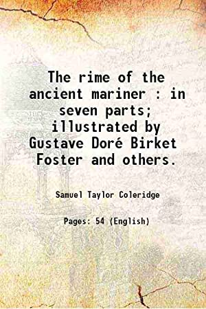 The rime of the ancient mariner : Samuel Taylor Coleridge
