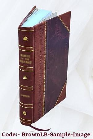 Het dialekt van Te?gal. 1903 [Leather Bound]: Walbeehm A. H.