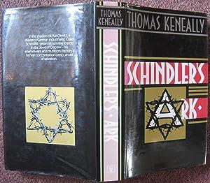 SCHINDLER'S ARK.: Thomas Keneally