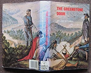 THE GREEN DOOR.