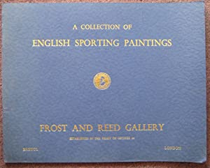 A COLLECTION OF SPORTING PAINTINGS OF THE: Frost and Reed