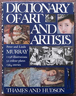 DICTIONARY OF ART AND ARTISTS.
