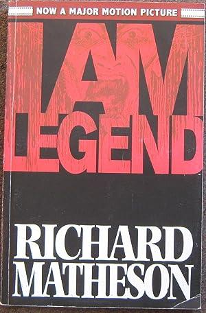 I AM LEGEND. ADAPTED BY STEVE NILES: Richard Matheson.