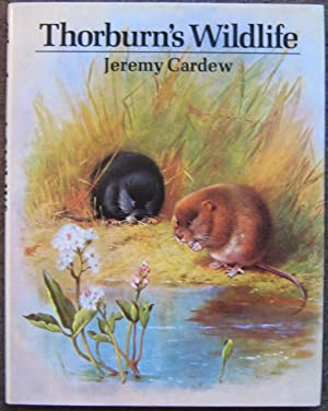 THORBURN'S WILDLIFE.: Jeremy Cardew.