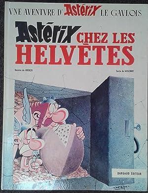 ASTERIX CHEZ LES HELVETES.: Goscinny.