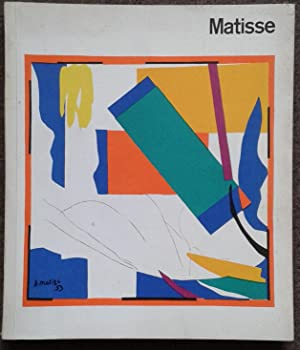 MATISSE. 1869-1954. A RETROSPECTIVE EXHIBITION AT THE HAYWARD GALLERY.