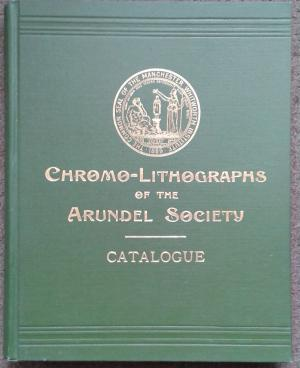 MANCHESTER WHITWORTH INSTITUTE. A HANDBOOK (CATALOGUE RAISONNE) TO THE COLLECTION OF CHROMO-LITHO...