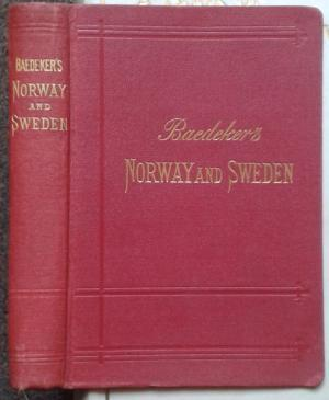 NORWAY, SWEDEN AND DENMARK. HANDBOOK FOR TRAVELLERS.