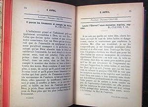 Vers La Lumiere! Lectures et Meditations de la Bible: Thomas, Frank