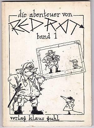 """Die Abenteuer von Redrat Band 1: """"Die: Kuper, Michael; Butterhoff,"""