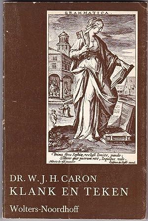 Klank en teken: Caron, W. J. H.