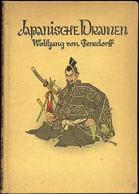Japanische Dramen: Gersdorff, Wolfgang von