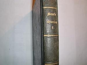 MEYER'S UNIVERSUM. Ein Volksbuch, enthaltend Abbildung und