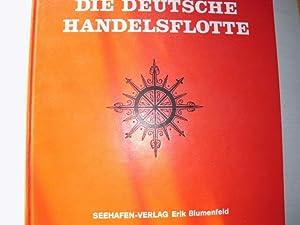 DIE DEUTSCHE HANDELSFLOTTE 1979 /80. Sprache bilingual: Blumenfeld, Erik: