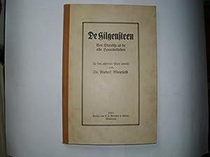 DE HILGENSTEEN Een Staaltje ut de olle: Bielefeld, Rudolf: