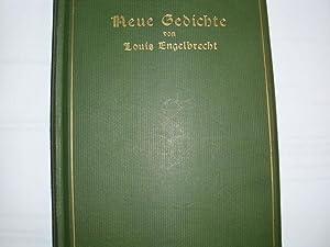 NEUE GEDICHTE von Louis Engelbrecht. Wikipedia: Louis: Engelbrecht, Louis: