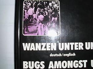 WANZEN UNTER UNS - BUGS AMONGST US.: Klüver, Peter Arthur: