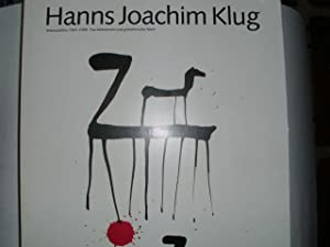 HANNS JOACHIM KLUG Retrospektive 1947-1998 - Das: Klug, H. J.: