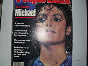 People Weekly Extra All About Michael Jackson