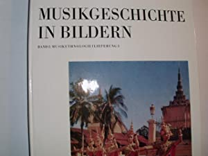 MUSIKGESCHICHTE IN BILDERN Band I Musikethnologie /: Collaer, Paul: