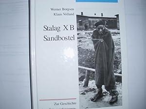 STALAG X B SANDBOSTEL Zur Geschichte eines: Borgsen, Werner und