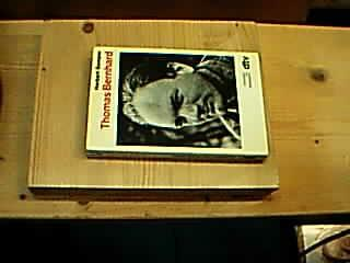 Thomas Bernhard. Dramatiker des Welttheaters. (= dtv: Gamper, Herbert: