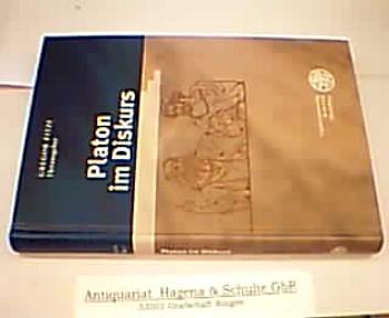 Platon im Diskurs. (= Beiträge zur Philosophie: Fitzi, Gregor (Hg.):